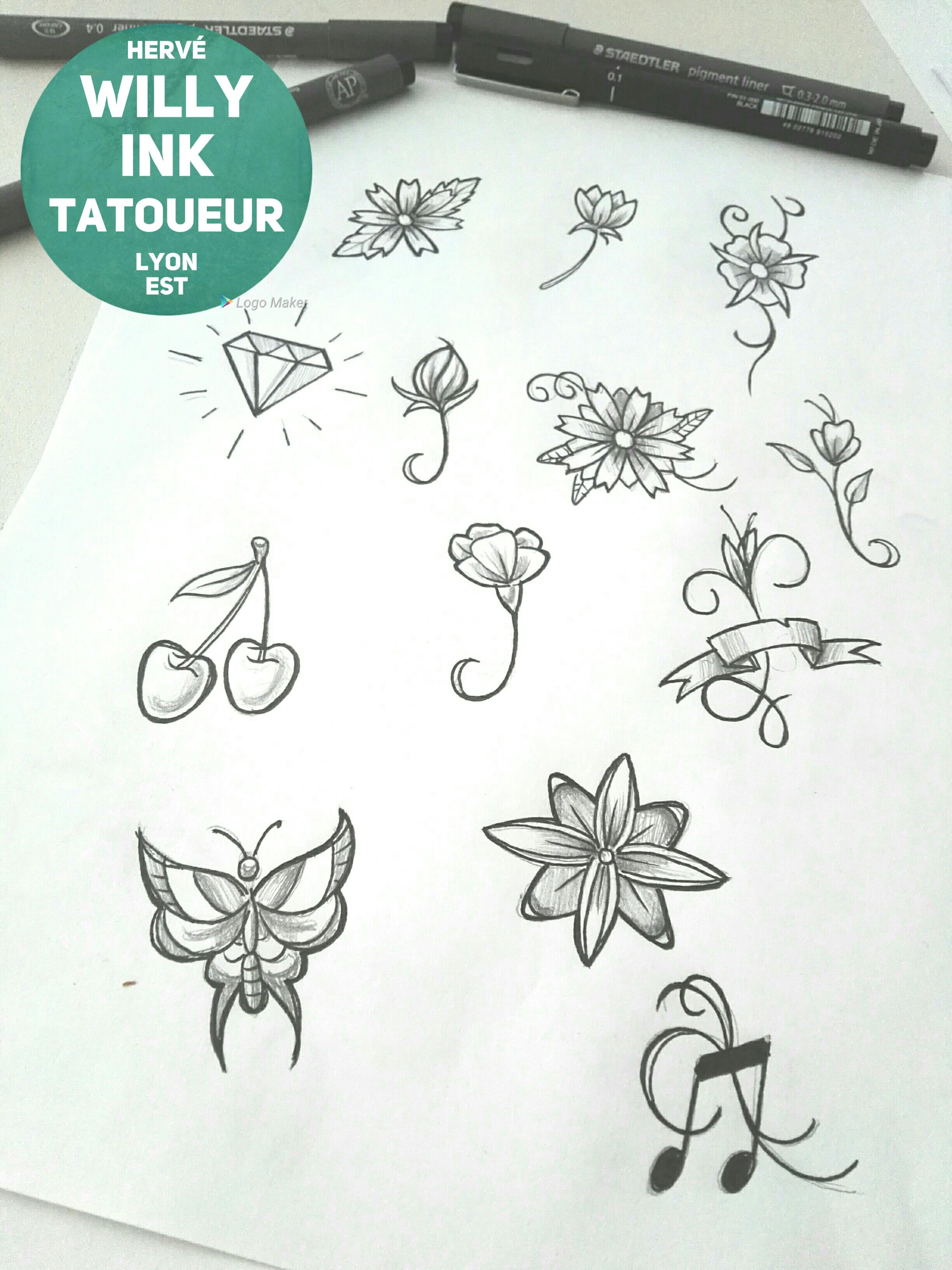 Quel Est Le Tarif Pour Le Petit Tatouage A Lyon Willy Ink Tatoueur A Lyon Est