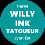 Tatoueur Willy Ink – Décines-Charpieu, Lyon Est