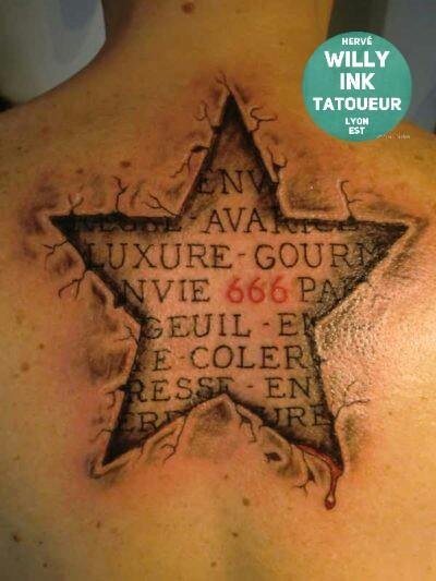 Tatouage Calligraphie Et Lettring A Lyon Willy Ink Tatoueur A Lyon Est