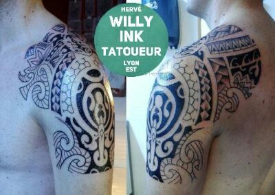 Tatoueur Spécialisé En Tatouage Maori Et Polynésien Sur Mesure